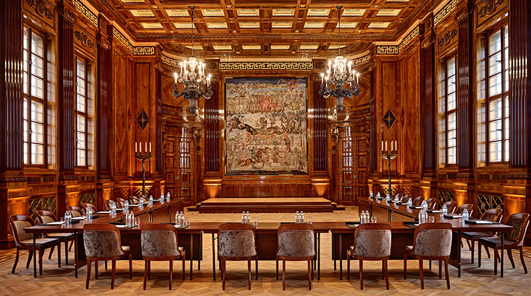 park hyatt vienna meeting room