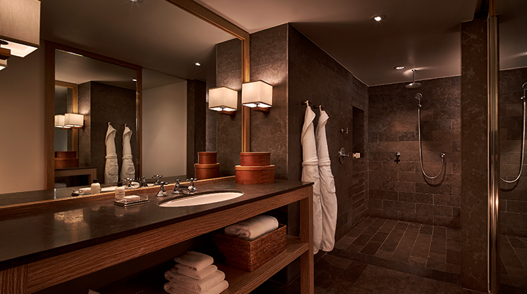 park hyatt washington dc suite bathroom