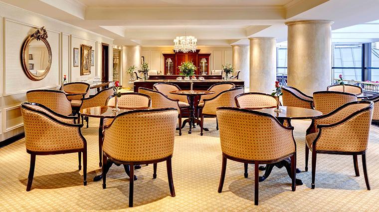 park tower a luxury collection hotel st regis restaurant