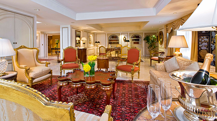park tower a luxury collection hotel st regis suite living room