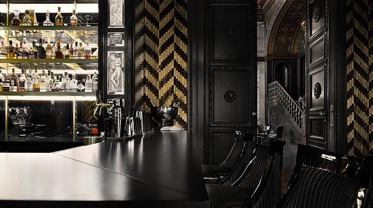 Patrick Hellman Schlosshotel bar stairs