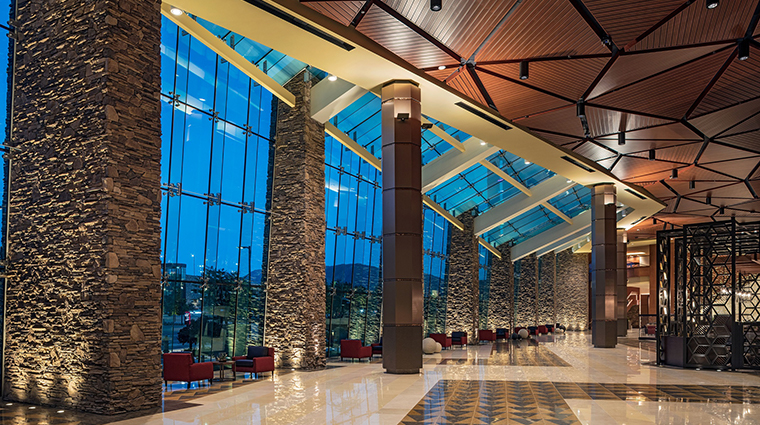 pechanga resort casino atrium windows