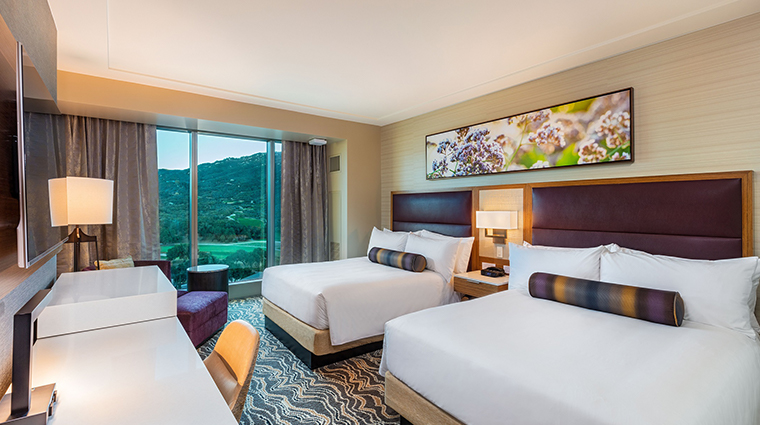 pechanga resort casino deluxe room