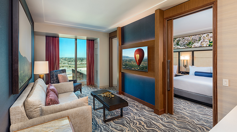 pechanga resort casino junior suite