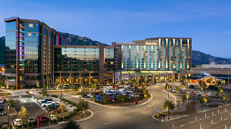 pechanga resort casino morning tower