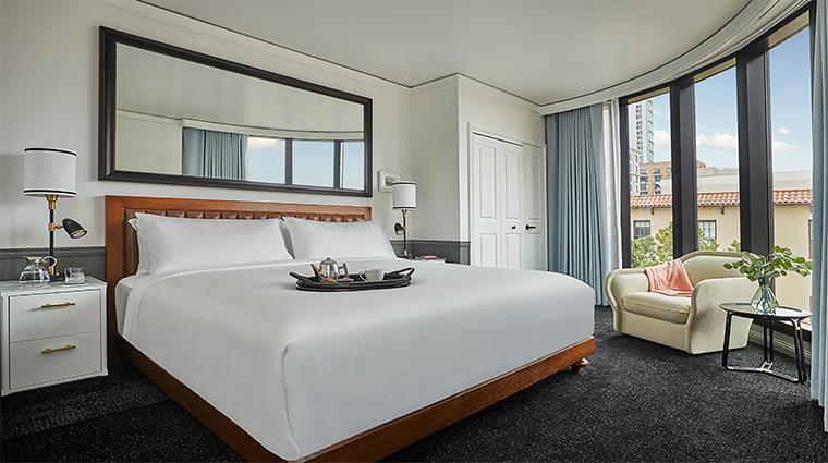 pendry san diego Pendry suite