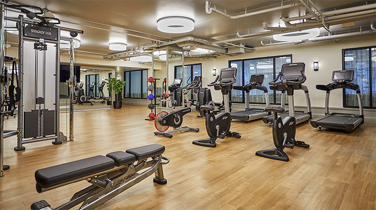 pendry san diego fitness center