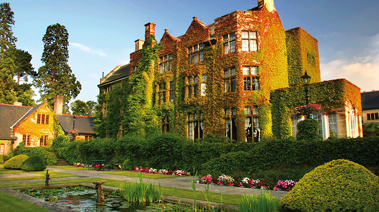 pennyhill park exterior