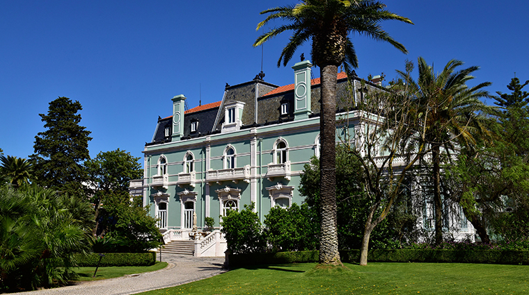 pestana palace lisboa hotel national monument exterior