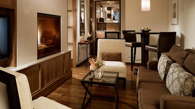 portland harbor hotel suite living room