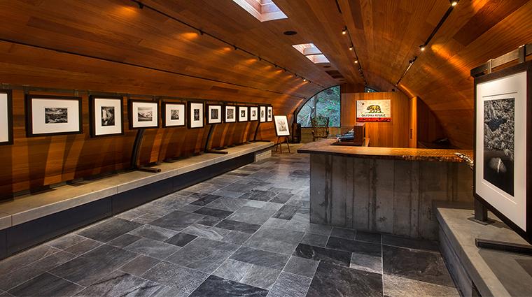 post ranch inn gallery interior