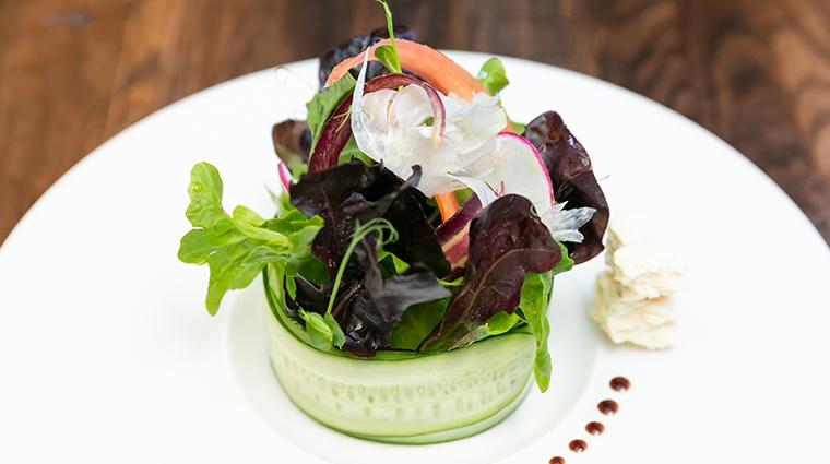 powder Artisanal Salad
