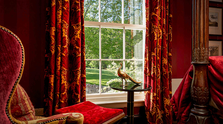 prestonfield house edinburgh Lord Provost Suite Window