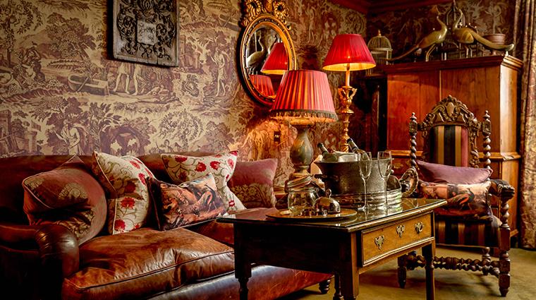 prestonfield house edinburgh allan ramsay suite living room