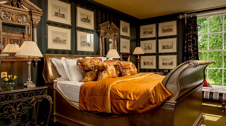 prestonfield house edinburgh benjamin franklin suite
