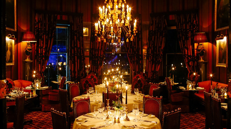 prestonfield house edinburgh rhubarb restaurant