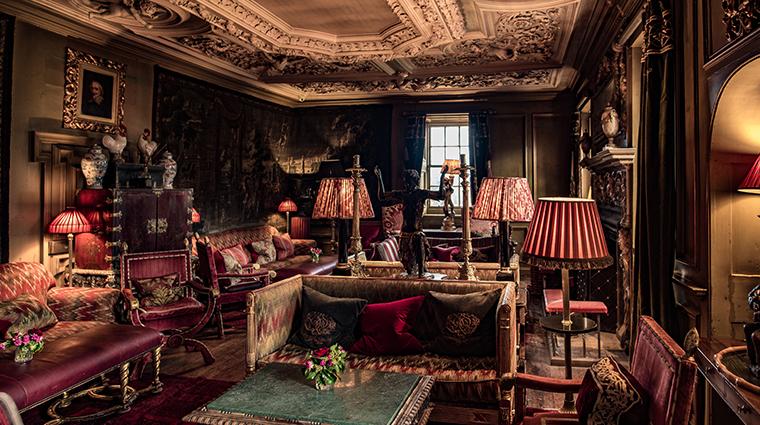 prestonfield house edinburgh tapestry room