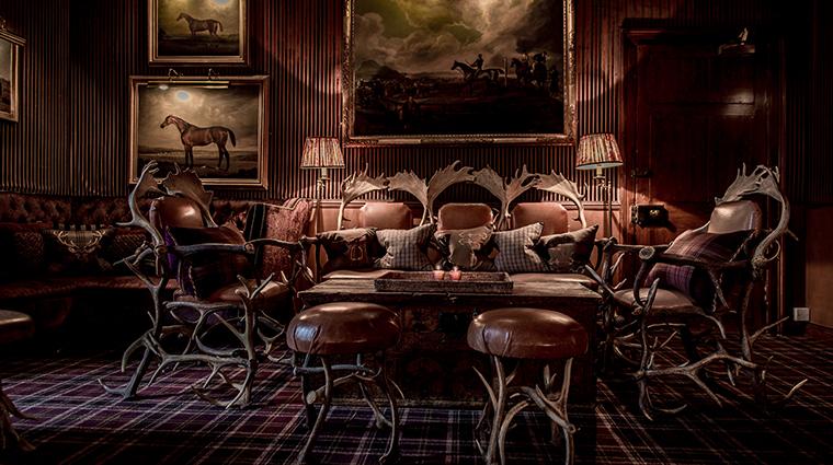 prestonfield house edinburgh whisky room