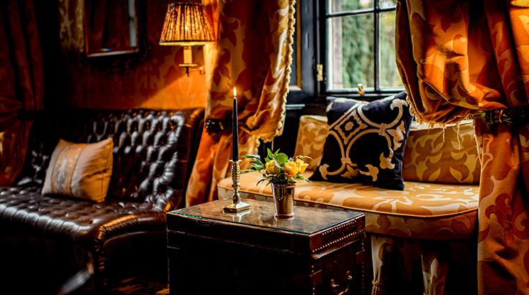 prestonfield house edinburgh yellow room