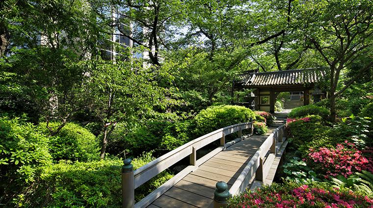 prince sakura tower tokyo japanese garden