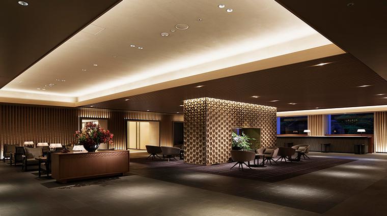 prince sakura tower tokyo lobby