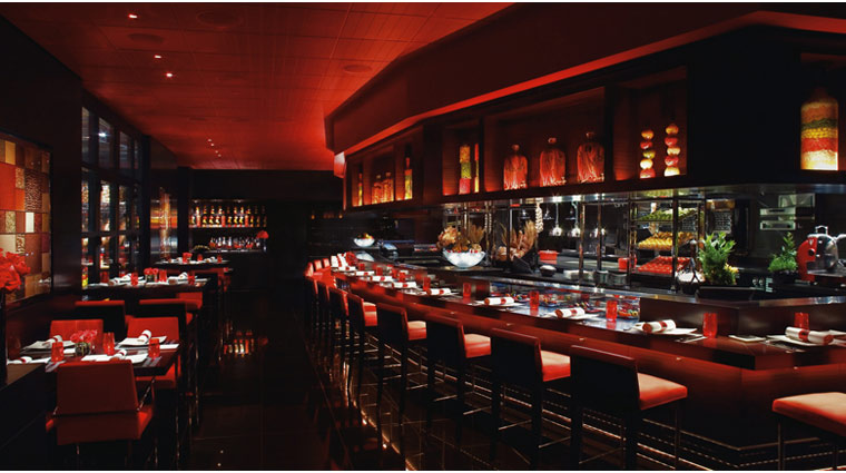 propertyimage MGMGrand LasVegas Restaurant LAtelierJoelRobuchon Style Interior 1 Credit MGMGrand