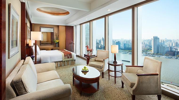 Pudong Shangri La Horizon Premier Bund