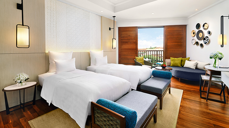 pullman danang beach resort deluxe twin