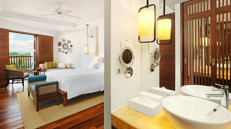 pullman danang beach resort family suite