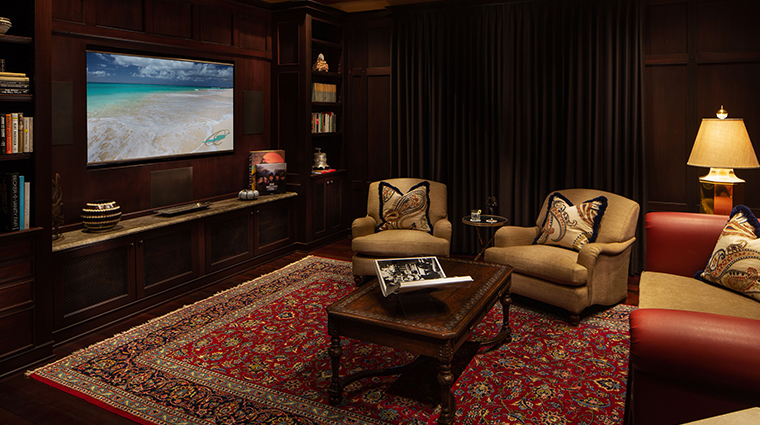 polo lounge media room