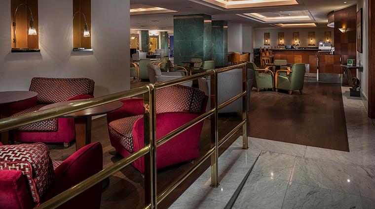 radisson blu alcron hotel Be Bop Lobby Bar