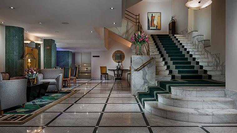 radisson blu alcron hotel lobby