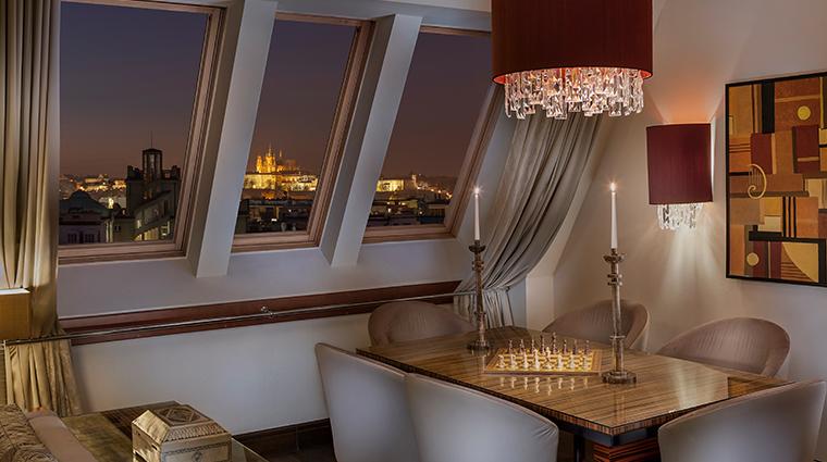 radisson blu alcron hotel presidential suite living room