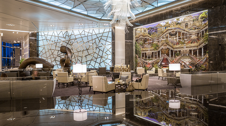 raffles istanbul lobby