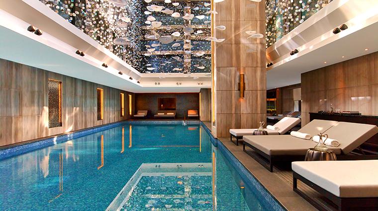 raffles istanbul pool