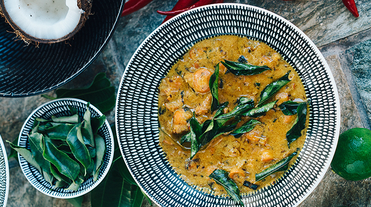 raffles seychelles creole cuisine