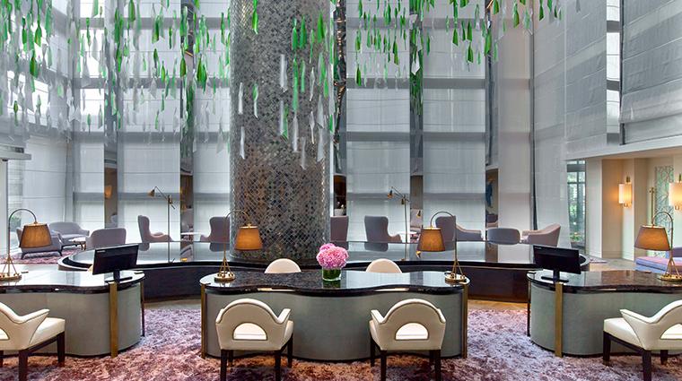 raffles spa at raffles istanbul lobby