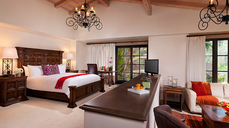 rancho valencia resort spa olive grove suite