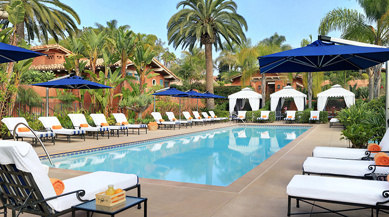 rancho valencia resort spa swimming pool