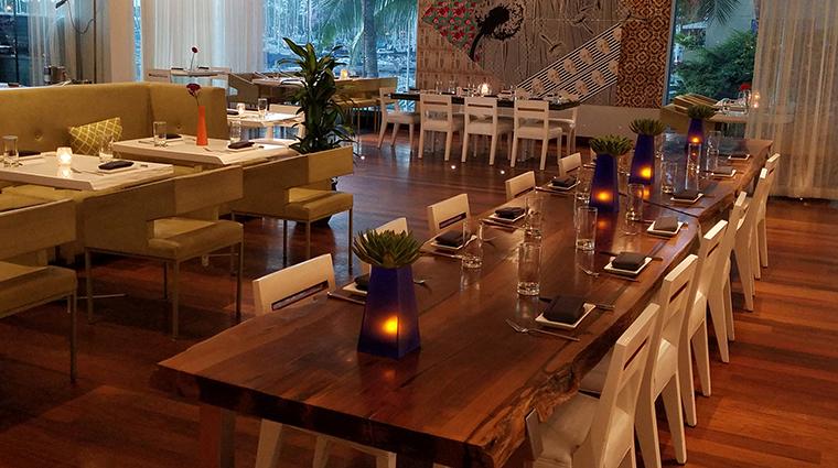 ravish dining room
