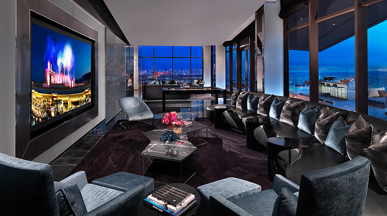Red Rock Casino Resort and Spa 180 suite