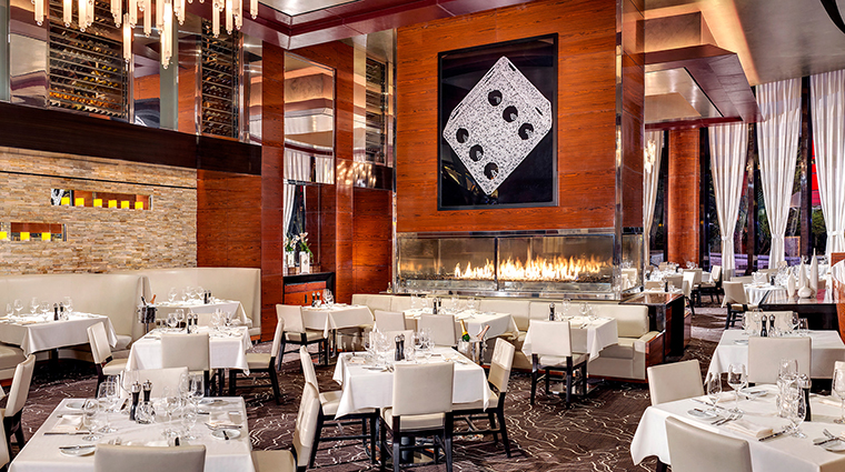 Red Rock Casino Resort and Spa Tbone dining