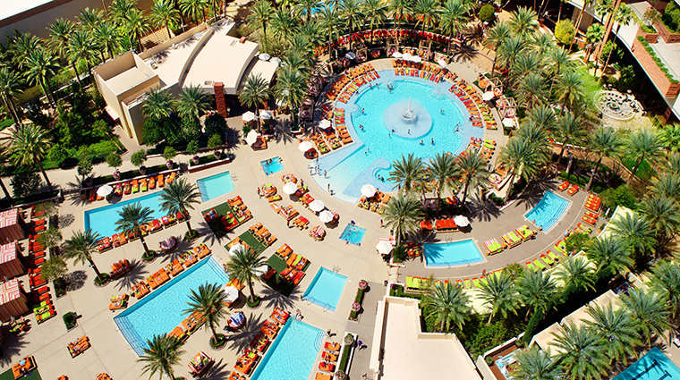 Red Rock Casino Resort and Spa main pool