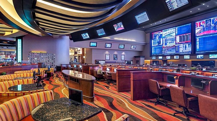 Red Rock Casino Resort and Spa race and sports book
