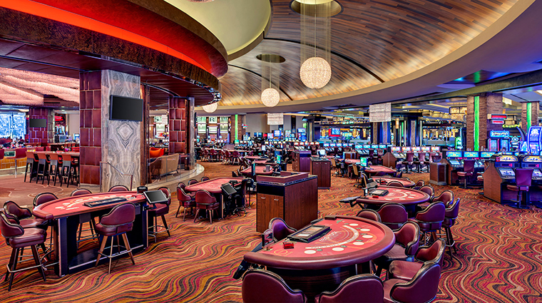 Red Rock Casino Resort and Spa table games