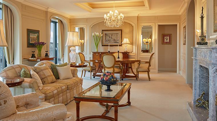 Regent Berlin Presidential Suite