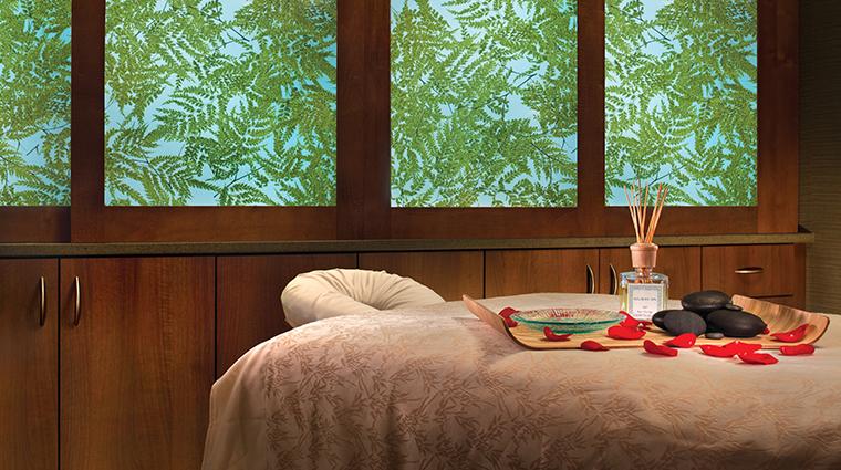relache spa salon treatment