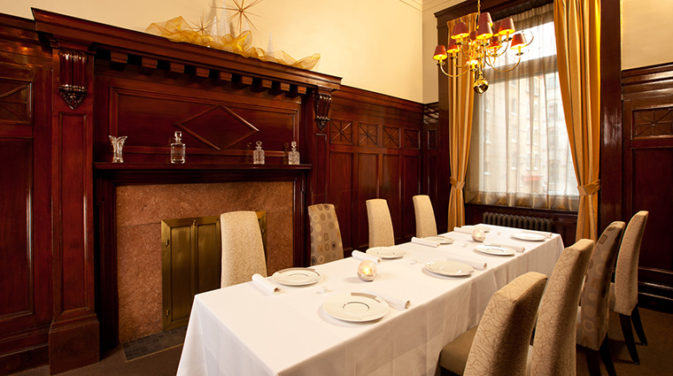 restaurant initiale private dining