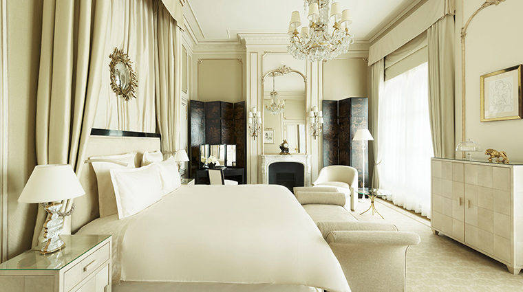 ritz paris Coco Chanel bedroom