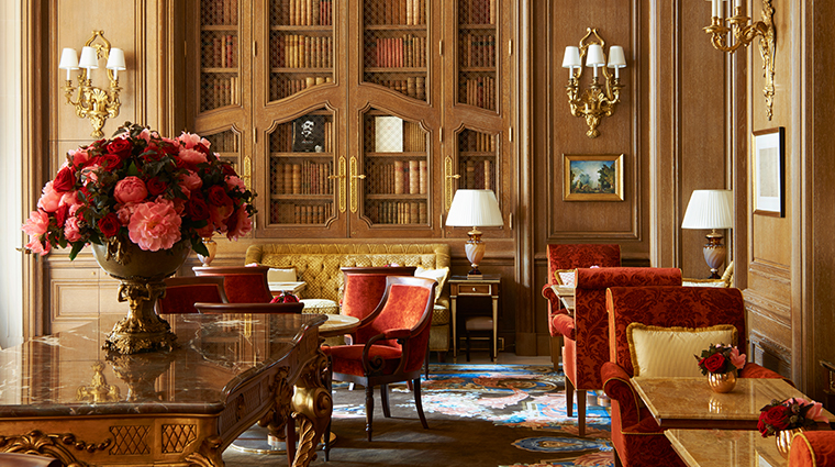 ritz paris Salon Proust